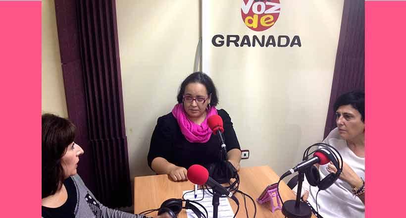 Entrevista en la Voz de Granada